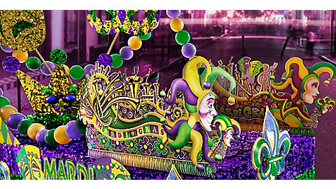 Mardi Gras Parade Float Ideas
