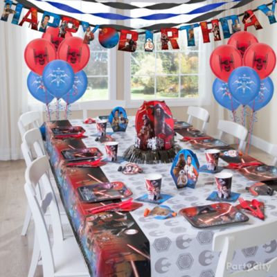 Star Wars Party Table Idea