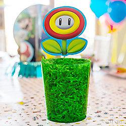 Super Mario DIY Centerpiece Idea