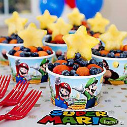 Super Mario Super Stars Fruit Cup