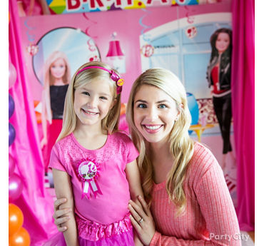 Barbie Birthday Outfit Idea