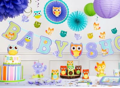 woodland baby shower ideas a baby shower with forest friends on the
