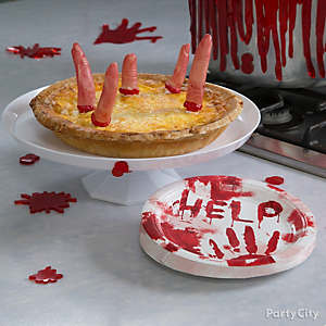 Look Don't Eat Finger Pie Idea