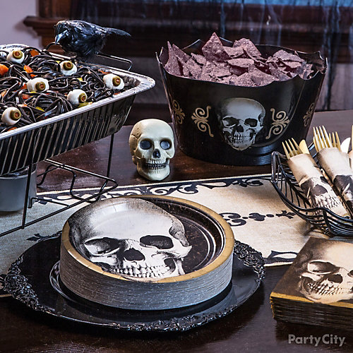 Boneyard Tableware Idea