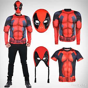 Mens Deadpool Costume Idea
