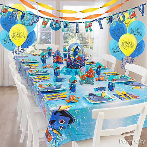 Dory Party Table Idea
