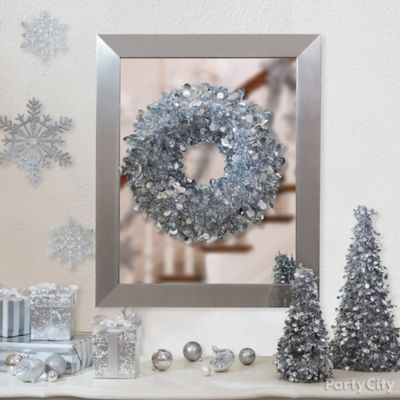 Fanciful Winter Decoration Idea
