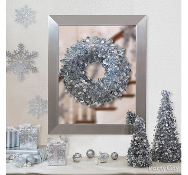 Fanciful Winter Decoration Idea