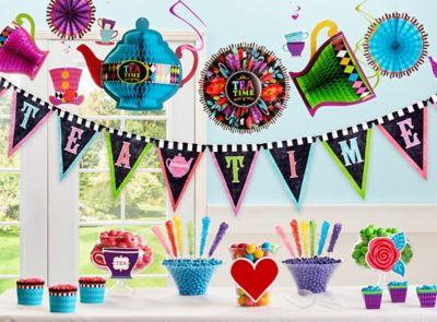 Crazy Candy Buffet Ideas