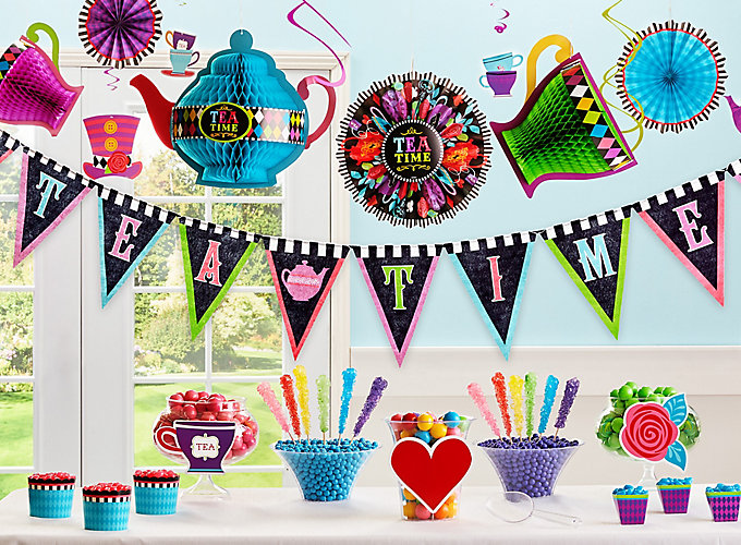 Crazy Candy Buffet Ideas