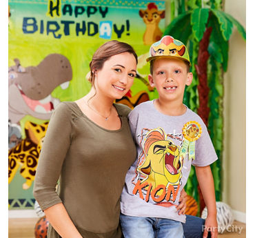 Lion Guard Birthday Outfit Idea