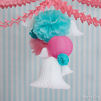 Bridal Wedding Bells Decoration How To