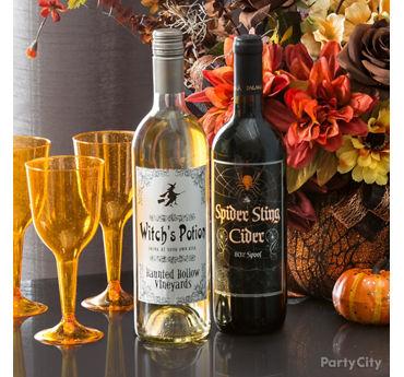 Wicked Wines Idea