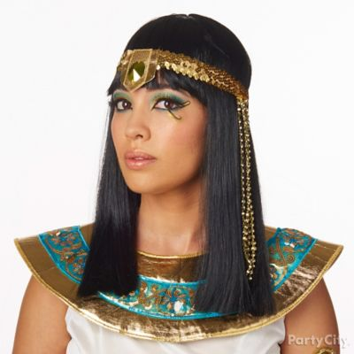 Cleopatra Makeup How To