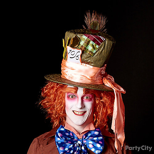Mad Hatter Makeup How To