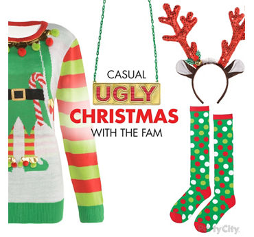 Christmas Morning Style Outfit Idea
