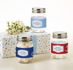 Mini Glass Mason Jars