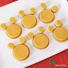 Mickey Mouse Cheese & Crackers