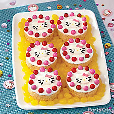 Hello Kitty Cereal Rounds