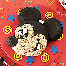 Mickey Mouse Cereal Cake