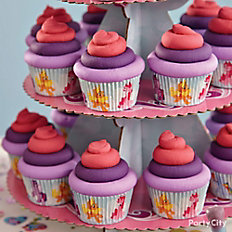 My Little Pony Cupcake How To