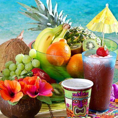 luau party ideas recipes