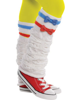 Child SpongeBob Leg Warmers