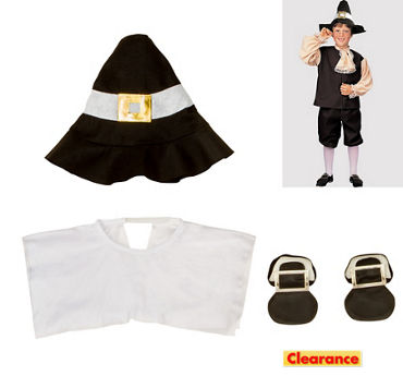 Pilgrim Man Accessory Kit