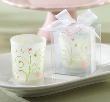 Butterfly Tealight Candle Holder