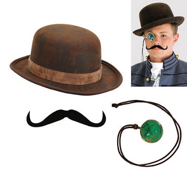 Steampunk Accessory Kit