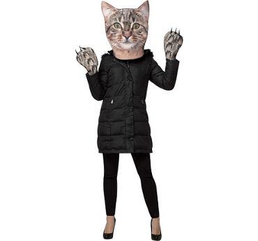 Cat Costume Accessory Kit 3pc