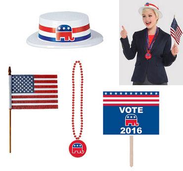 Republican Basic Accessory Kit