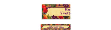 Country Living Custom Banner 6ft