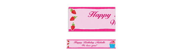 Sweet Treat Custom Banner 6ft