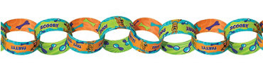 Scooby-Doo Chain Link Garland