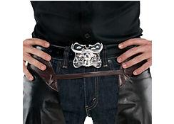 Cowboy Belt Buckle
