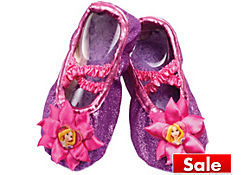 Princess Rapunzel Slipper Shoes