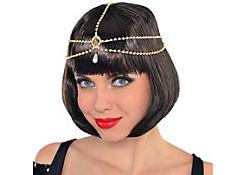 Roaring '20s Head Chain Hair Jewelry