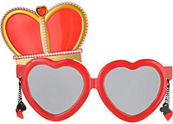 Queen of Hearts Sunglasses