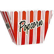 Movie Night Popcorn Bowl 9in