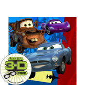 Cars 2 Lunch Napkins 16ct