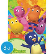 The Backyardigans Favor Bags 8ct