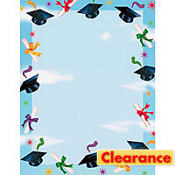Grad Spirit Printable Graduation Stationery 25ct
