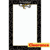 Graduation Day Printable Graduation Invitations 12ct