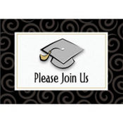 Graduation Day Graduation Invitations 50ct