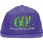 60 - A Year to Celebrate Baseball Cap