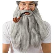 Father Time Grey Beard