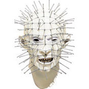 Latex Hellraiser Pinhead Mask