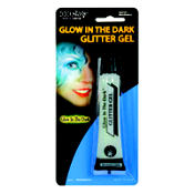 Glow Hair and Body Glitter Gel
