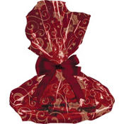 Holiday Classics Cookie Bags 18in x 16in 6ct